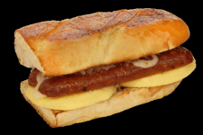Jalapeno Sausage Sub