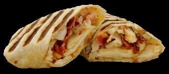 TJ's Chicken Snack Wrap
