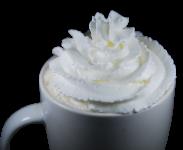 Zebra Hot Chocolate