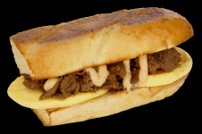 Chipotle Steak, Egg & Cheese Sub