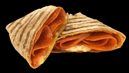 Pepperoni Snack Wrap